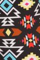 Colorful Geometric Tribal Leggings
