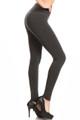 High Waisted Premium Basic Leggings