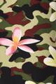 Floral Fresh Camouflage Capris