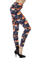 Buttery soft Colorful Camper Plus Size Leggings