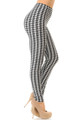 Houndstooth Leggings