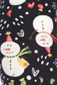 Buttery Soft Frosty the Snowman Kids Leggings