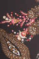Close-up fabric image of Buttery Soft Berry Plume Leggings