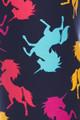 Buttery Soft Colorful Unicorns Plus Size Leggings