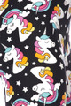 Buttery Soft Dreaming Buttery Soft Dreaming Unicorns Plus Size CaprisPlus Size Capris