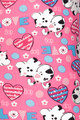 Buttery Soft Pink Puppy Dogs Leggings