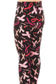 Buttery Soft Breast Cancer Awareness Kids Leggings
