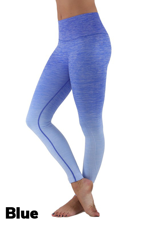 d22a5cf9900ac Wholesale Ombre Fusion Workout Plus Size Leggings