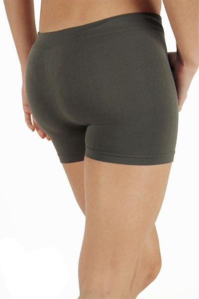 a7c5ce5be87 Nylon Spandex Shorts - Plus Size