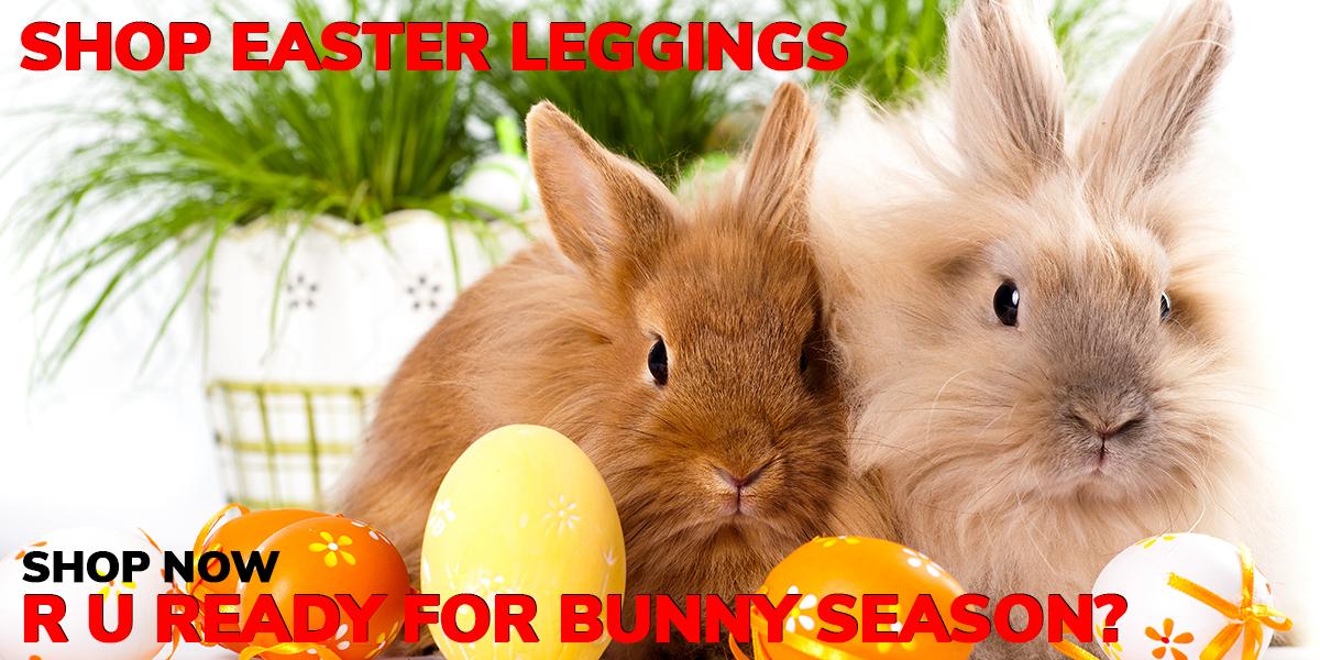 Shop Easter Leggings