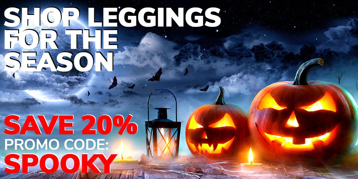 Shop Halloween Leggings