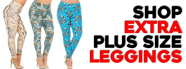 Extra Plus Leggings