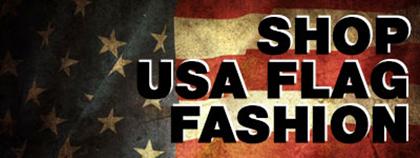 Shop USA Flag Leggings and Fashion