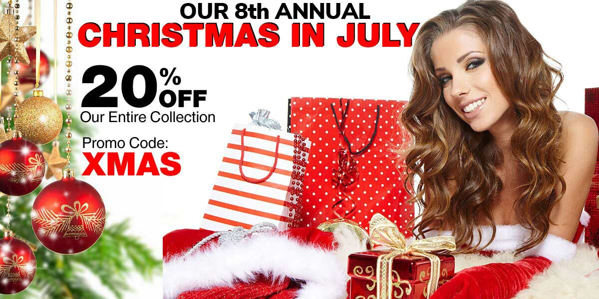 Shop Christmas in July at World of Leggings