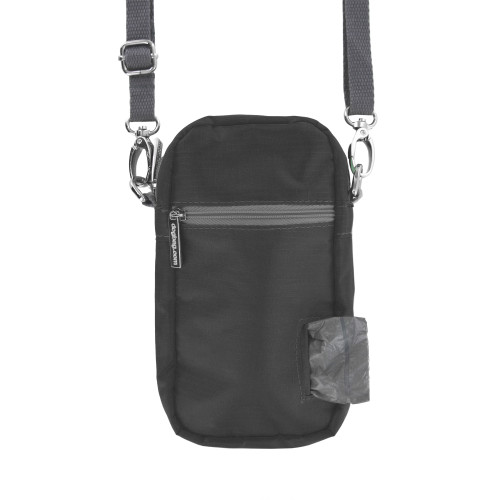 Cross Body Bag for Treats and Waste Bags