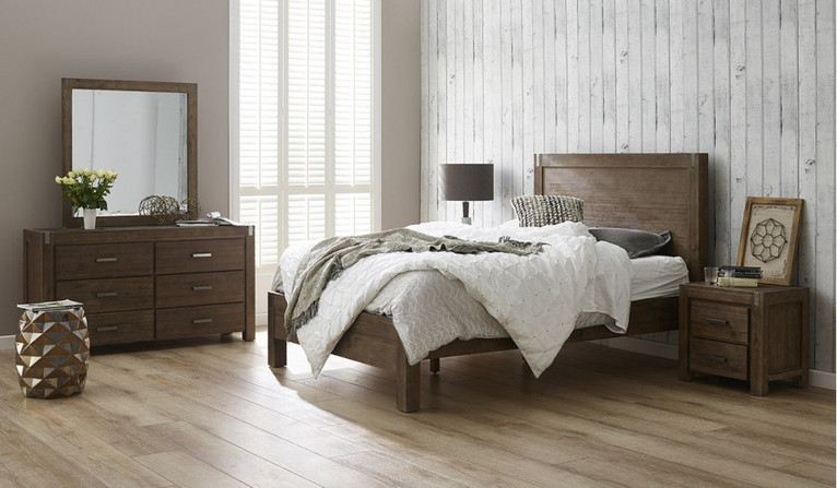 Boulevard 5 piece dressing table bedroom suite