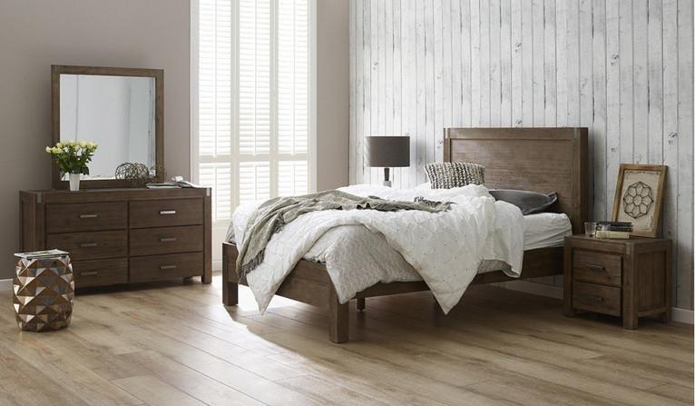 Boulevard 5 piece dressing table bedroom suite