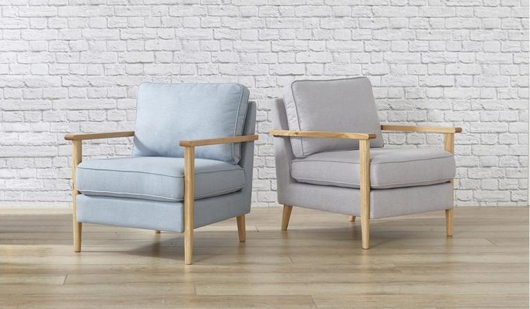 Astley armchair
