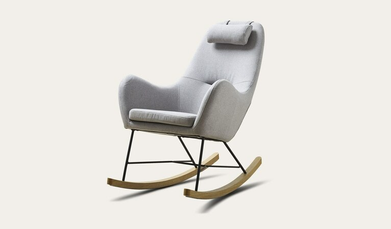 Merlin rocking chair
