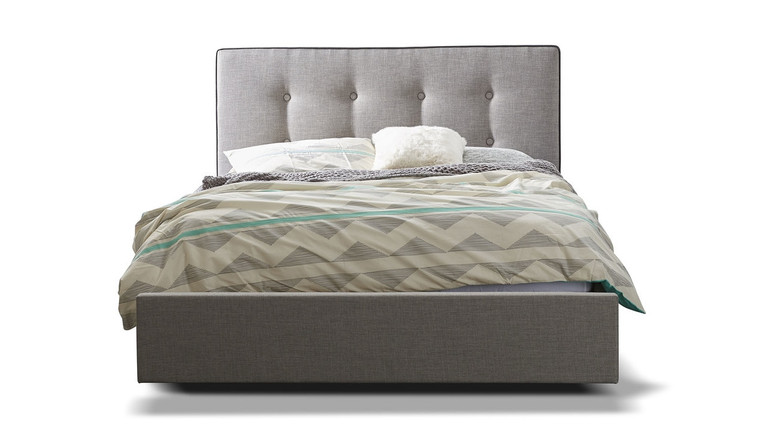 Vera upholstered bed