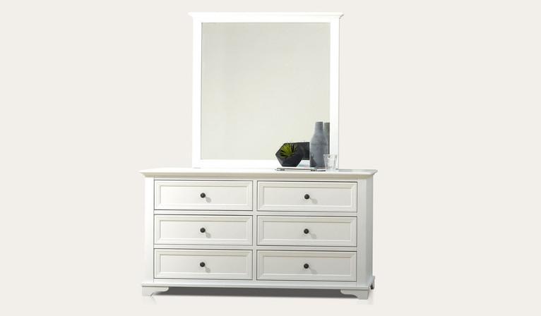Wentworth dresser & mirror