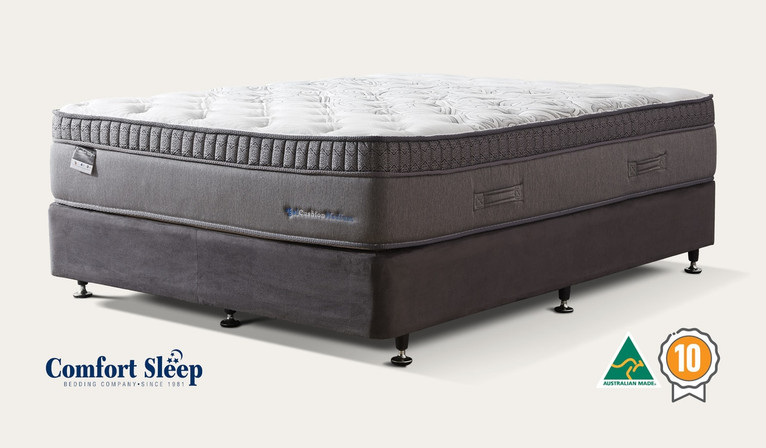 Comfort Sleep Gel Cushion Firm