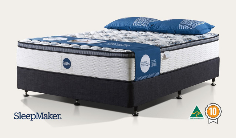 Sleepmaker Portsea Miracoil Plush