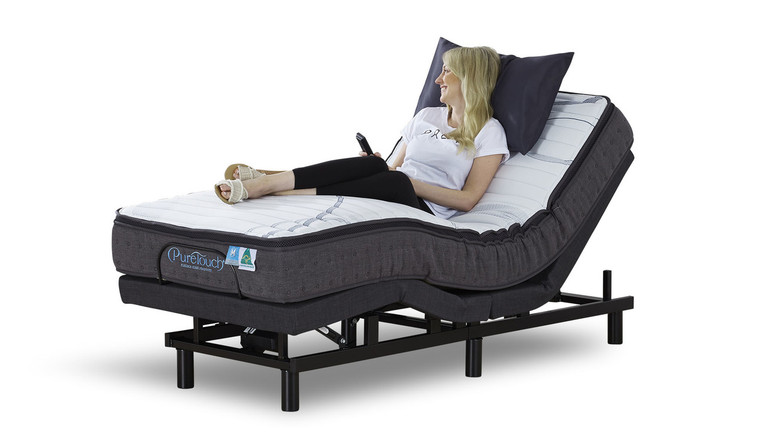 Sensus Essential King Single Bed Includes Mattress - Firm