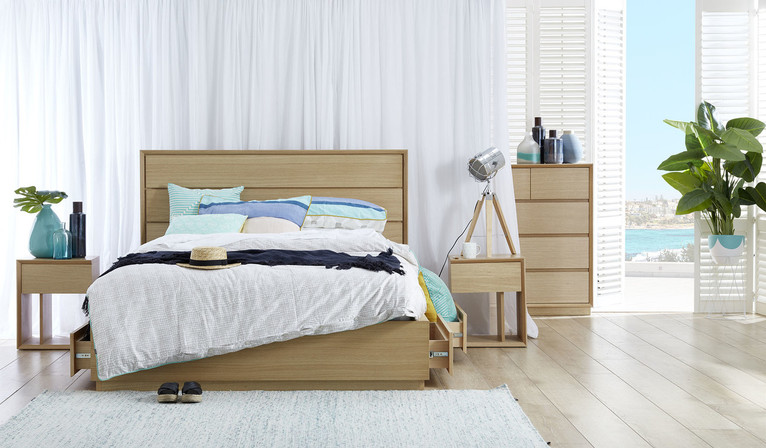 Bondi 4 piece bedroom suite
