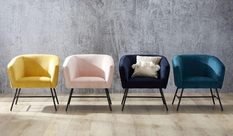 Omari armchair
