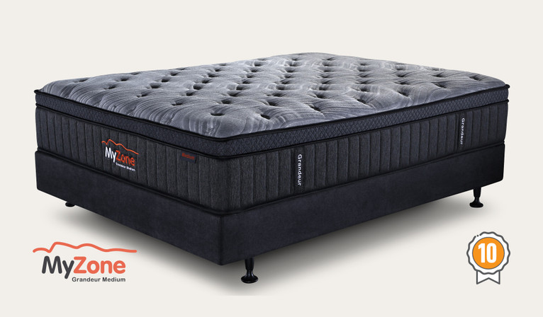 MyZone Grandeur medium mattress