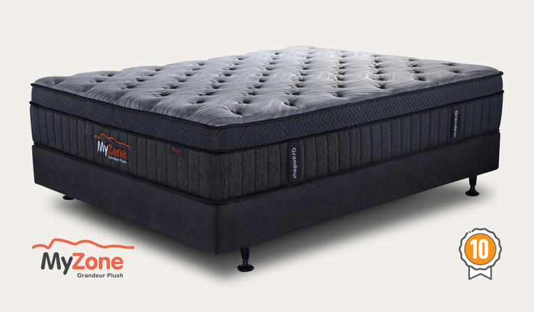 MyZone Grandeur plush mattress