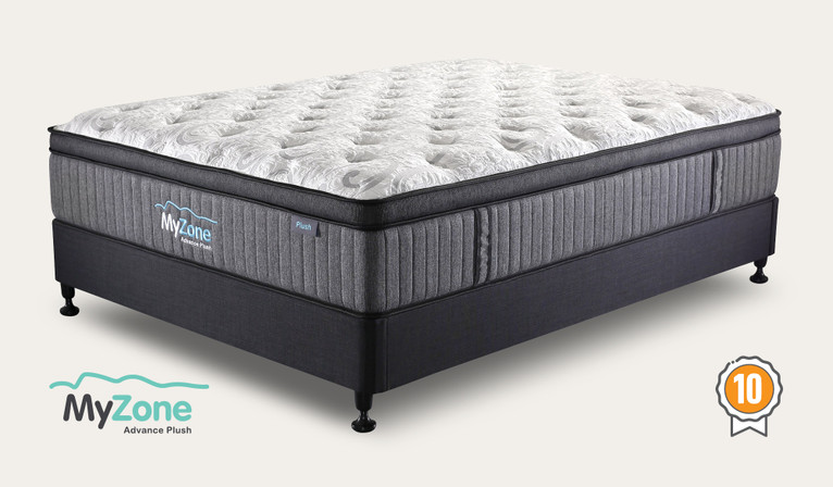 MyZone Advance plush mattress