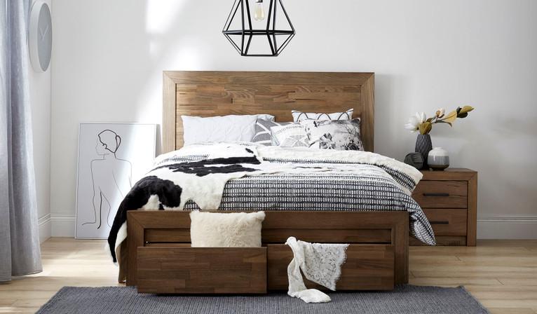 Heyfield bed