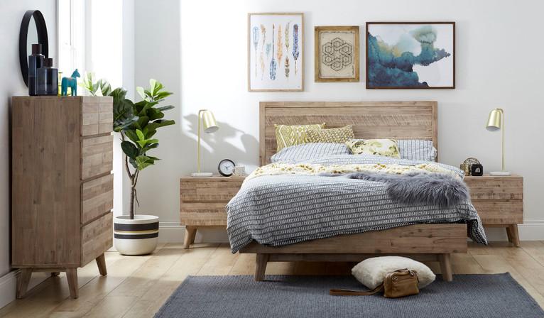 Duke 4 piece bedroom suite