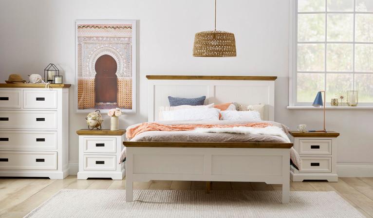 Gables 4 piece bedroom suite