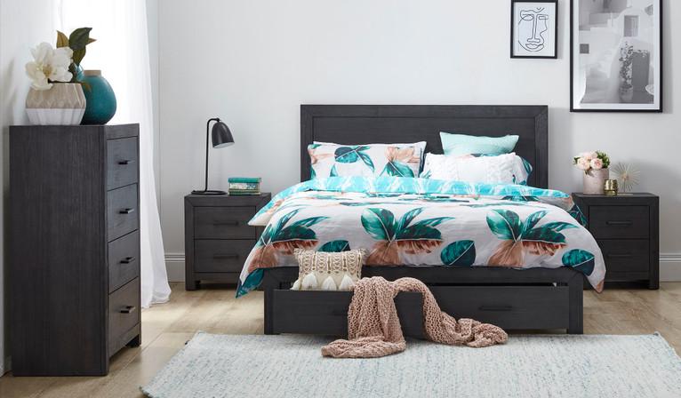 Terrace 4 piece bedroom suite