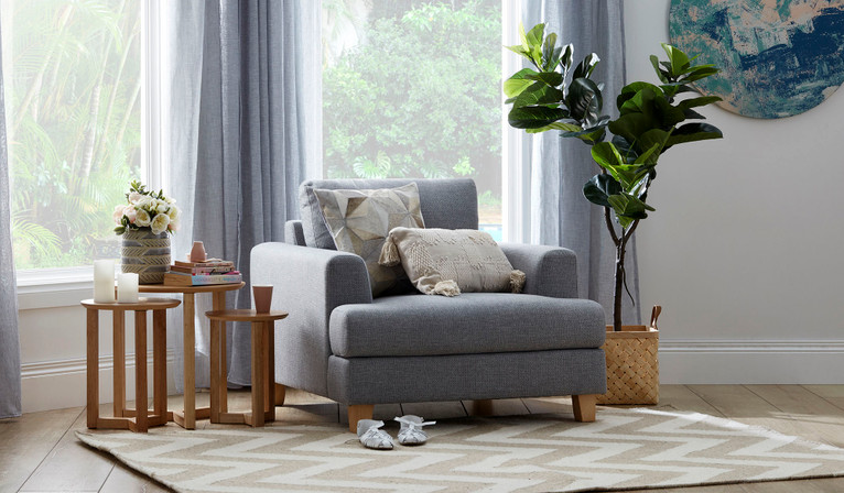 Hamilton armchair