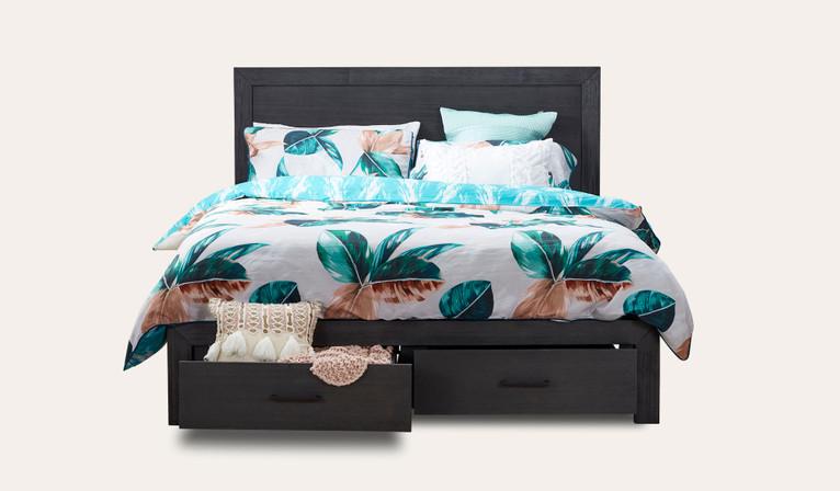 Terrace bed