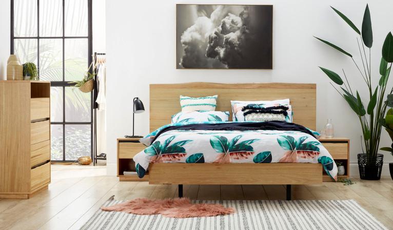 Avery 4piece bedroom suite