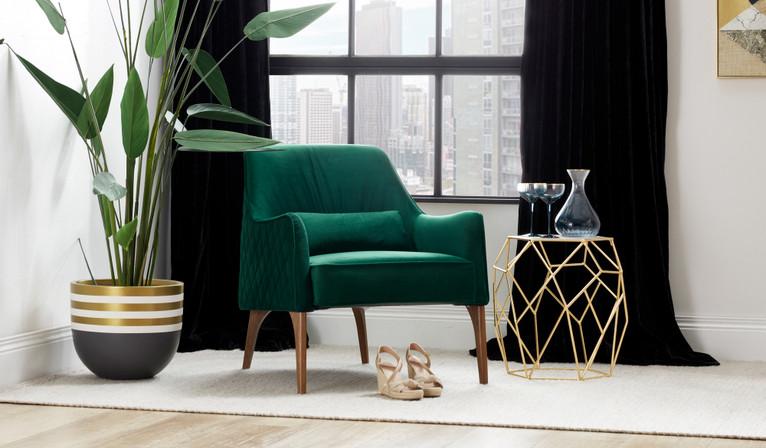 Allie armchair