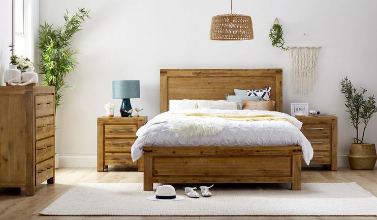 Emerson 4 piece bedroom suite