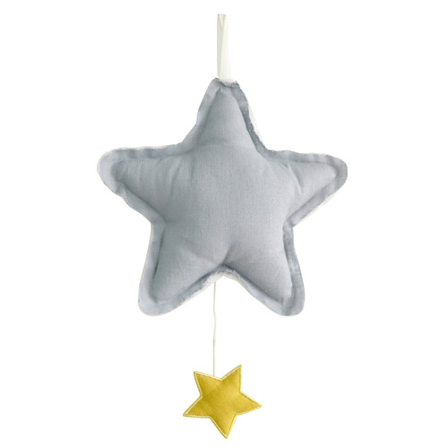 Alimrose musical star mobile playing 'Let It Be' the perfect addition to any nursery