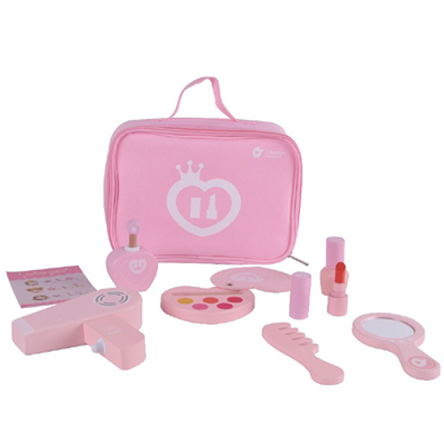 Classic World - A pretty pink make-up set for your daughter, great for playing dress-up.