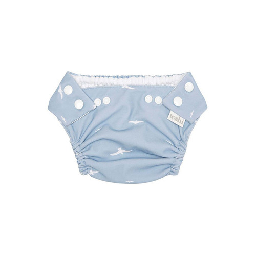 The beauty, functionality and elevated quality for which Toshi is traditionally renowned, is crafted into an exquisite baby swimwear collection. Rated UPF50+, Toshi Swim offers maximised sun protection and water safety. The finest quality fabrication is fast drying, chlorine and salt water friendly.