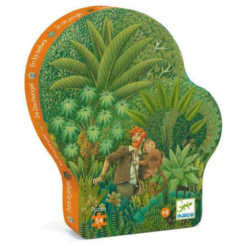Djeco puzzles - Fun and learning - nothing brings them both together like a puzzle! Children learn pattern recognition, practice fine motor skills and have a great time doing them both. Djeco takes the fun one step further with their Shaped Box Puzzles.