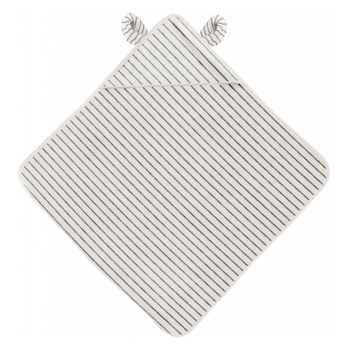 Your child will love the feel of our soft TERRY bath towels by Konges Slojd, made from 100% organic cotton.