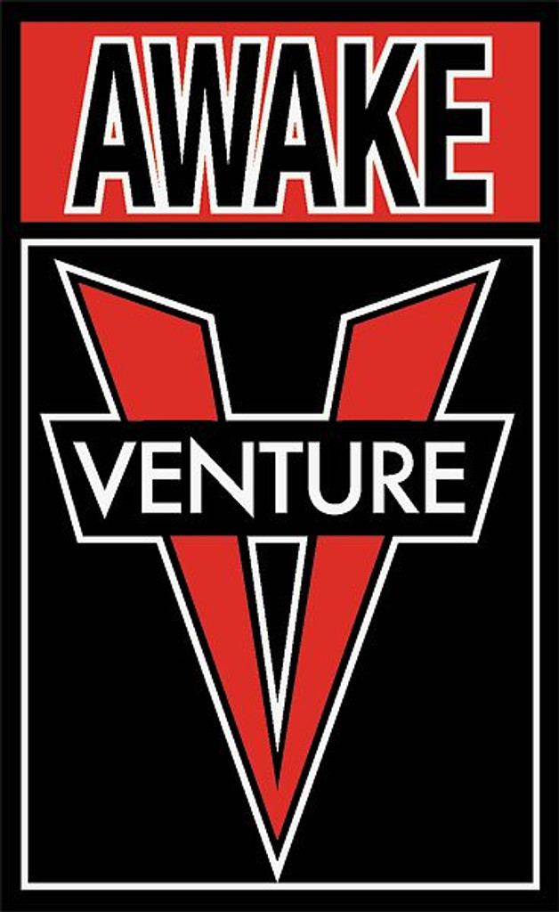 Venture Box Logo Sticker