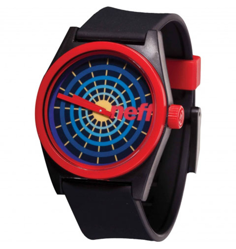 Neff Daily Tunnel Watch - Black
