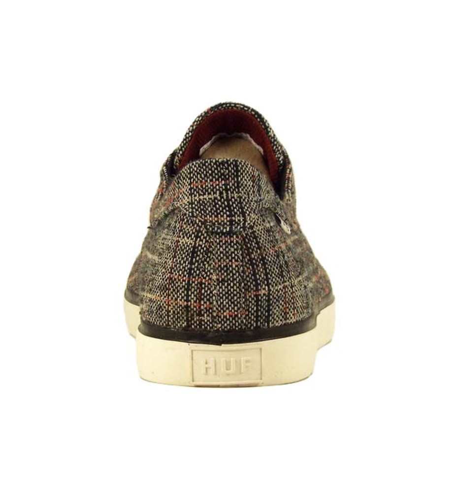 Huf Sutter Shoes - Navy/Textile